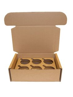 25 x Mug Shipping Boxes fits Six Mugs / Mailers / Packaging for 6 mugs: Amazon.co.uk: Office Products