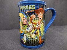 Disney Toy Story 3 Heroes In Training Mug                     3129  $15.97