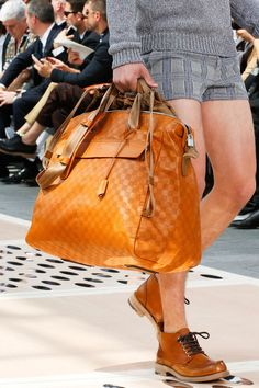 BagAddicts Anonymous: Men's Fashion Week: Louis Vuitton's Spring/Summer 2014 Men's Bags