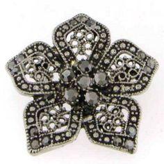 Silver Crystal Flower Brooch Pin Romeo & Juliet Couture,http://www.amazon.com/dp/B008HZ2G66/ref=cm_sw_r_pi_dp_EWuDrb56DEE240B0