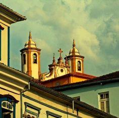 Torres de Ouro Preto