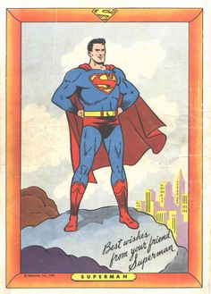 Giant Superman Annual #3 Back Cover