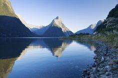 Milford Sound, Nouvelle-Zélande: rando à travers les paysages de la trilogie du Seigneur des Anneaux.