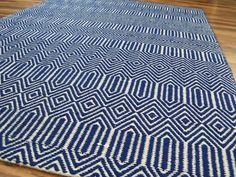 Sloan Blue Rugs | Modern Rugs