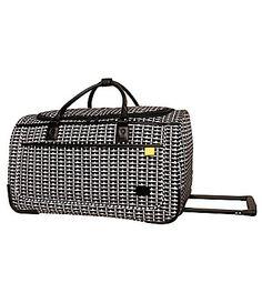 btL Luggage Paparazzi SunglassesPrint 22 Rolling Duffel #Dillards