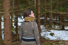 Ravelry: Damejakka Trudilutt pattern by Pinneguri