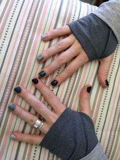 Ombre nails