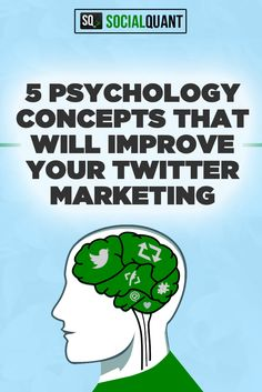 Are you using the power of simple psychology in your Twitter marketing strategy? Here are 5 awesome ways to get your audience psyched up!