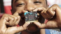 As the Micro Bit mini-computer is handed out to school children across the UK, some of the people who got to test the device describe their experiments. Teaching Schools, School Children, Project Yourself, Bbc News, How To Apply, Coding, Technology, Education, Learning