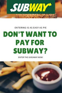 Looking for a way to earn gift cards online for free? Just visit the website www.me now to get started! -No Signup -No Surveys -No Scams Subway Bread, Subway Gift Card, Subway Nutrition, Gift Card Balance, Restaurant Offers, Gift Cards, Giveaways