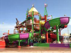 Frontier City Water Park