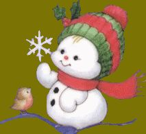 #santa #snowman #clipart #christmas