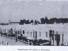 Alcazarquivir 1022 -viviendas de jefes y oficiales y tambien el grupo escolar españa.
