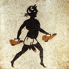 Roman Mosaic I Servant Carrying Water Vessels I Pompeii, Italy Pompeii Italy, Pompeii And Herculaneum, Ancient Rome, Ancient History, Art History, Roman Art, Ancient Artifacts, Roman Empire, Mosaic Art