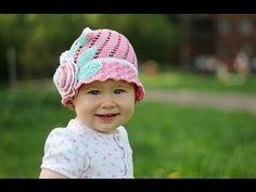 Шляпки, шапочки, панамки связанные крючком. Лето 2014