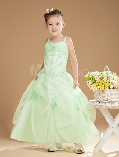 #Milanoo.com Ltd          #Girls Pageant Dresses    #Ball #Gown #Floor-Length #Sage #Tulle #Girls #Pageant #Dresses               Ball Gown Floor-Length Sage Tulle Girls Pageant Dresses                                                 http://www.seapai.com/product.aspx?PID=5681413
