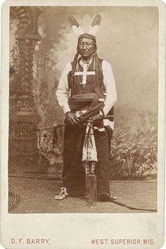 Young Man Afraid of His Horses, Oglala Sioux