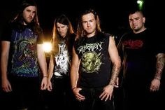 Impending Doom i love these guys <3