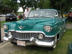 1954 Cadillac..Re-pin brought to you by agents of #Carinsurance at #HouseofInsurance in Eugene, Oregon