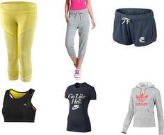 Una motivación extra: La ropa de deporte www.barcelonette.net
