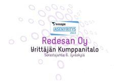 Yrittäjän Kumppanitalo on Suomen Yrittäjien jäsen. Tervetuloa myös hyvinvointipäivään 9.4.2013 https://www.facebook.com/events/169962053155906/