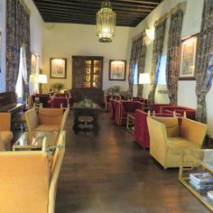 Casas de la Juderia, Cordoba Hotel Door, The Porter, Styling A Buffet, Nook And Cranny, Street Names, Boutique Hotels, Stay The Night, Andalucia, Outdoor Areas