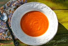 Sweet Potato Soup XXIV Recipe Lunch and Snacks, Soups with extra-virgin olive oil, sweet onion, ginger root, sweet potatoes, water, potatoes, sea salt, cinnamon