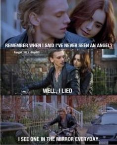 Clary thought it was