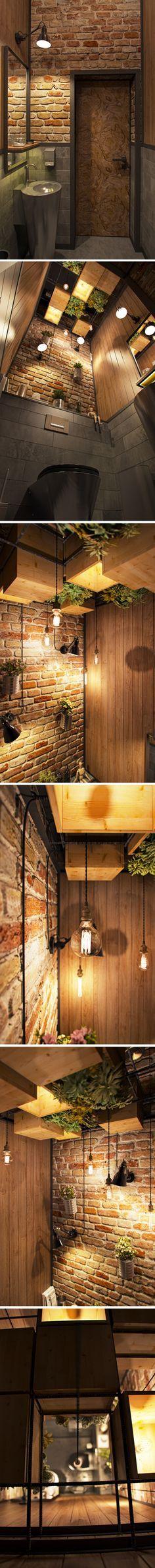 toilet   loft - Галерея 3ddd.ru