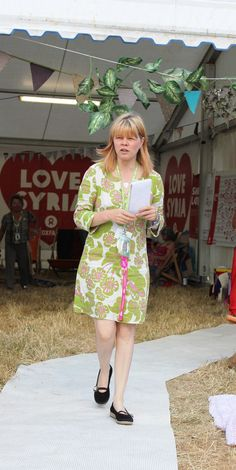 The Oxfam Festival Shop Fashion Show at WOMAD: Friday | Fashion blog | Oxfam GB