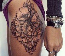 Inspiring image body tattoo, flower, flower tattoo, henna, henna tattoo, leg tattoo, mandala, pretty, pretty tattoo, swirls, tattoo, mandala tattoo, swirly tattoo, bum tattoo #3886127 by rayman - Resolution 615x628px - Find the image to your taste