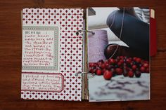 Cute minibook - like the informality and format Word Pictures, December Daily, Mini Books, Daily Inspiration, Simple Designs, Holiday, Christmas, Scrapbooking, Words