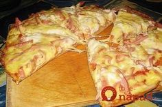 How to cook instant pizza - a recipe .- Как приготовить пицца моментальная – рецепт… How to make instant pizza – recipe, ingredients and photos - Cooking App, Cooking Recipes, Bread Recipes, Cooking Kids, Pizza Lasagna, Pizza Pan, Super Rapido, Good Food, Yummy Food