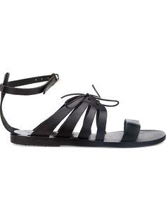 ANCIENT GREEK SANDALS 'Iphigenia' Sandal. #ancientgreeksandals #shoes #sandals