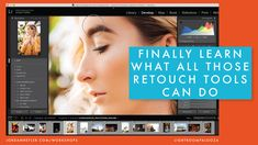 Take your photography to the next level and streamline your workflow with advanced Lightroom photo editing techniques, taught by a professional photographer. Raw Photo, Edit Your Photos, Do What You Want, Social Media Influencer, Professional Photographer, Lightroom Presets, Cool Photos, Photo Editing, Workshop