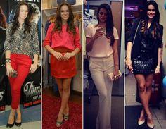 """O estilo da Bruna Marquezine x o da Lurdinha de """"Salve Jorge"""" - Moda - CAPRICHO"""