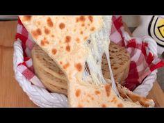 TORTILLAS RELLENAS DE QUESO.extra TIERNAS Y SUAVES . - YouTube Tortilla Bread, Empanadas, Mexican Food Recipes, Ethnic Recipes, Latin Food, Canapes, Baguette, Bread Recipes, Sandwiches