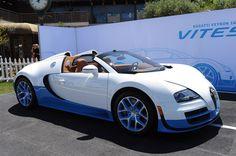 Special Edition Bugatti Veyron 16.4 Grand Sport Vitesse