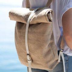 #kesa #torbe #handmade #handcrafted #in #split #croatia #rolltopbackpack…