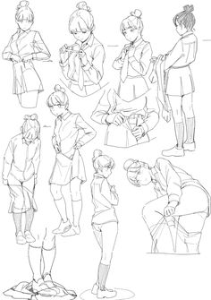 Learn To Draw Manga - Drawing On Demand Human Figure Drawing, Figure Drawing Reference, Manga Drawing, Drawing Sketches, Drawings, Manga Poses, Anime Poses, Drawing Skills, Drawing Poses