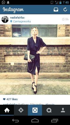 #lanvin #blackdress