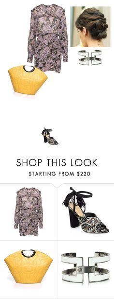 """""""Untitled #391"""" by amory-eyre ❤ liked on Polyvore featuring Étoile Isabel Marant, Schutz, Braccialini and Pluma"""