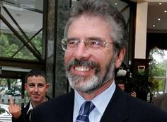 'Is it just me or has service got worse recently' says Gerry Adams