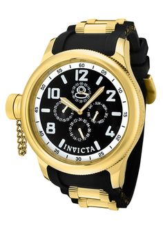 INVICTA Men's Russian Diver Chrono Watch