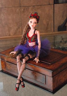 How to put a Ball Jointed Doll BJD together by Cindy McClure | CINDY MCCLURE