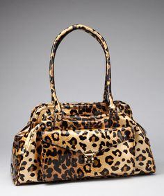 Koret Camel Leopard purse--totally got this for Christmas!