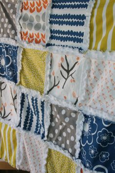 Great rag quilt