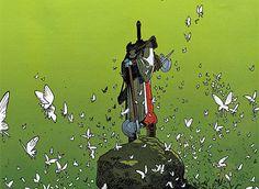 Quête de l'Oiseau du temps : Le Rige