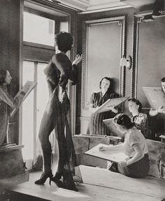 Design for Fashions, 1930s byReuben Saidman