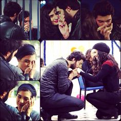 #karaparaaşk ❤️ #Elmer engin akyurek tuba büyüküstün Never Let Me Go, Hold My Hand, Turkish Actors, Love, Best Tv, Looking Gorgeous, Actors & Actresses, Tv Series, Cool Photos